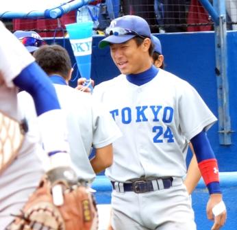 飯田さんと髙橋さんとメガホン